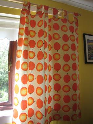 quick tab top curtain tutorial