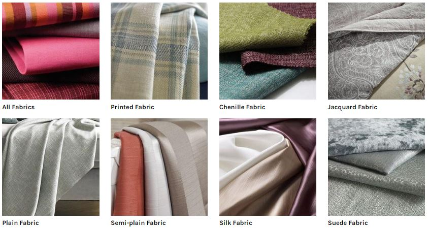 curtain fabric deal