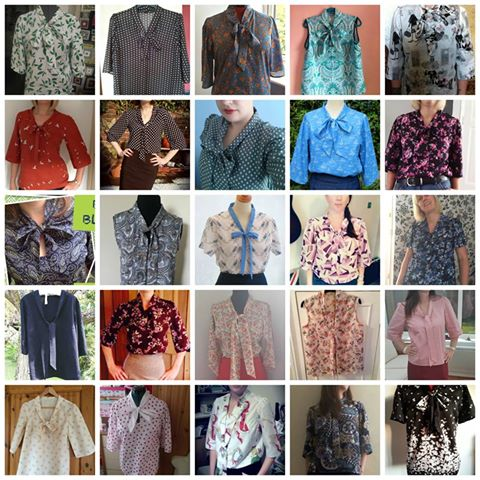 easy to sew blouse pattern lottie